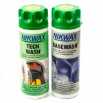 Nikwax Tech Wash 300 ml + Basewash 300 ml