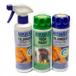 Nikwax Tx.Direct + Tx.Direct Spray ON + Tech Wash 300 ml