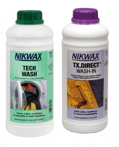 Nikwax Tech Wash + Tx.Direct 1L