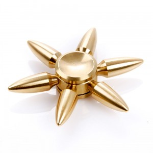 SPINNER GOLDEN BULLETS