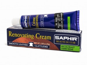 Krem do renowacji skór - SAPHIR BDC Renovating Cream 25ml